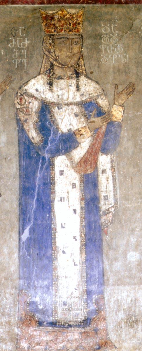 святая благоверная Тамара, царица Грузинская
