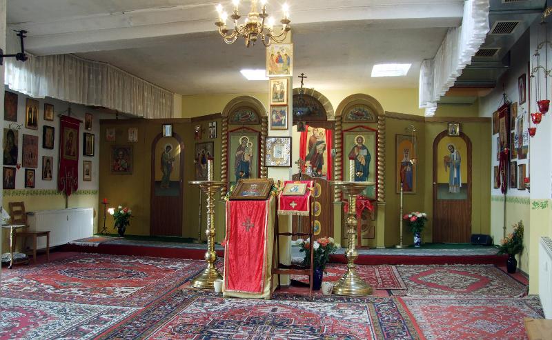 Unsere Kirche im Namen der heiligen Zarin Tamara